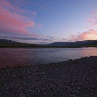 Вечер на реке Щучьей :: D. S.