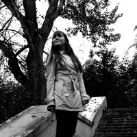 в парке :: Анастасия Петрова