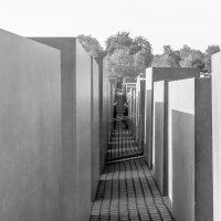Памятник Холокосту . Берлин :: Павел L