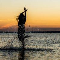 Танец на воде :: IL'YA Degtyarev