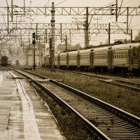 Поезд ушёл :: Роман Бабаев
