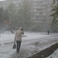 Почти пурга :: Владимир Ростовский