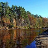 Вспоминают лето берега... :: Лесо-Вед (Баранов)