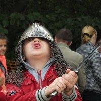 Будущий рыцарь :: Дмитрий Ерохин