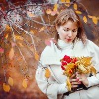 Осенняя прогулка :: Юлия Вяткина