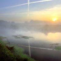 Узоры осеннего утра... :: Андрей Войцехов
