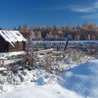 первый снег.... :: Марат Шарипов