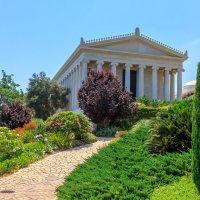 Бахайские сады, храм :: Вадим Мирзиянов