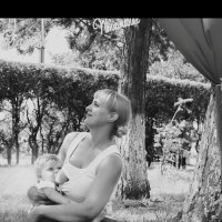 Мать и дитя.. :: Елена Михайлова
