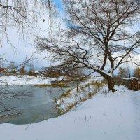 Первый снег... :: Владимир Хиль