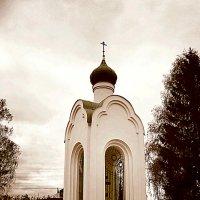При въезде в Колонтаево :: Ольга (Кошкотень) Медведева