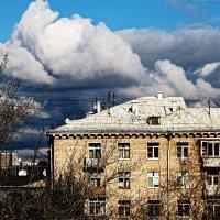 из окна :: Виктория Владимировна