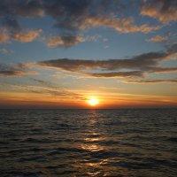 Закат 10 10 2015 :: valeriy khlopunov