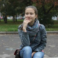 я счастлива☺ :: Анастасия Кутлемина