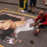 Флоренция. Уличные художники :: svetlanavoskresenskaia