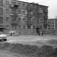 Бийск. 1962 :: Олег Афанасьевич Сергеев