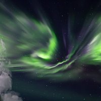 Корона полярного сияния :: Игорь Матвеев