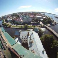с башни :: Владимир Романцев