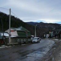 Яремча :: Андрей  Васильевич Коляскин