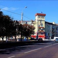 Мариуполь, центр города :: Татьяна Пальчикова