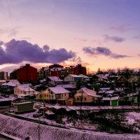 А из нашего окна... :: Дарья Киселева