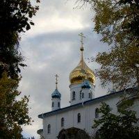 Мужской монастырь :: Наталия Зыбайло
