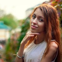 Оля :: Наталья Верхотурова
