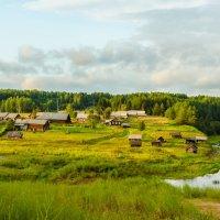 Деревня Студеное на реке Стрельна :: -somov -