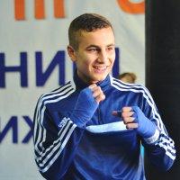 Бокс — очень красивый спорт, очень честный спорт :: Анна Сердюкова