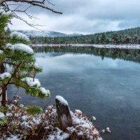 Горное озеро 1 :: Алексей Видов