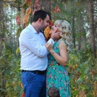 Семья — единственное настоящее богатство. :: Любовь Кастрыкина