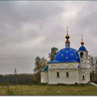 Церковь Покрова Пресвятой Богородицы в Итомле :: Дмитрий Анцыферов