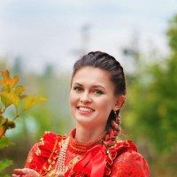 Калина красная.. :: Наталья Кирсанова