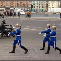 Караульная служба в Стокгольме :: Вера