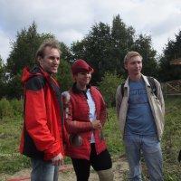 Фото с чемпионкой :: Дмитрий Ерохин