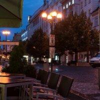 Утро в Праге :: Владимир Брагин