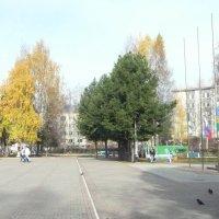 Осень в городе :: Виктор