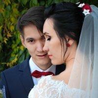 Бакыт и Ирина :: Людмила Бадина