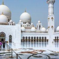 ОАЭ 2015 Абу Даби.мечеть шейха Заида :: Arturs Ancans