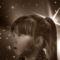 Кто тебя выдумал звездная страна? :: Tatiana Markova