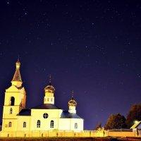 Звёздный храм :: Иван Николаевич