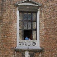 Венеция.Окно :: Елена Байдакова