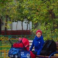 Жизнь города :: Андрей Лукьянов