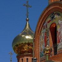 С праздником Покрова Пресвятой Богородицы. :: Татьяна и Александр Акатов