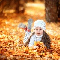 Осенняя прогулка :: Александра Гилета