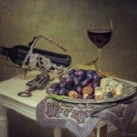 Про сыр и красное вино :: Ирина Приходько