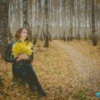 Осенняя лавстори :: Дмитрий Сахнов