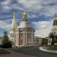 Церковь Смоленской Божьей Матери в Троицке Сергиевой Лавре :: Игорь Егоров