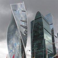 Москва-Сити :: Валерий A.