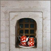 Чаепитие в Зарядье :: Irina-77 Владимировна